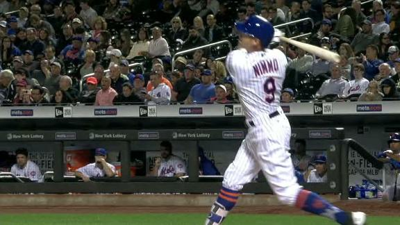 Nimmo's 2-HR night leads Mets to win