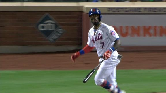 Reyes' big night leads Mets to win