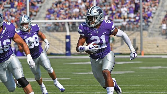 Kansas State's defense comes up huge in rout of Charlotte