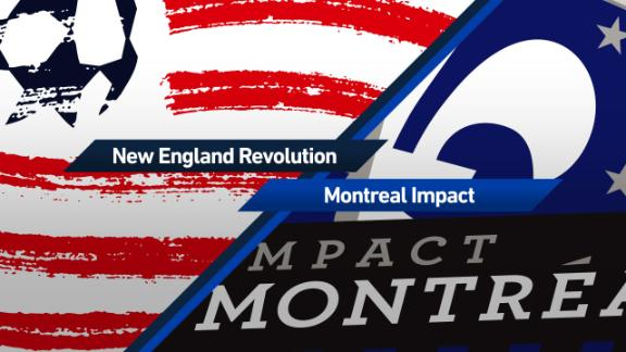 New England 1-0 Montreal: Nguyen carries Revs - via MLS