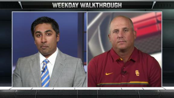 Helton instilling 'blue-collar attitude' at USC