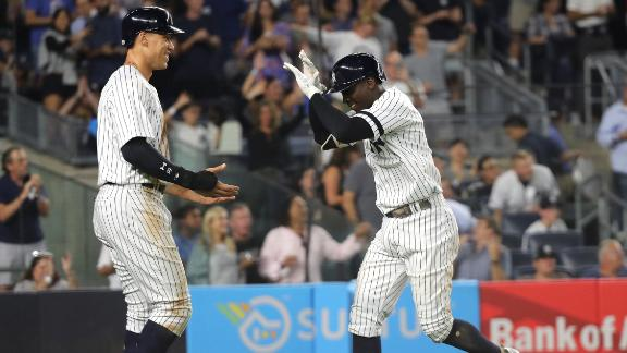 Yankees coast past O's