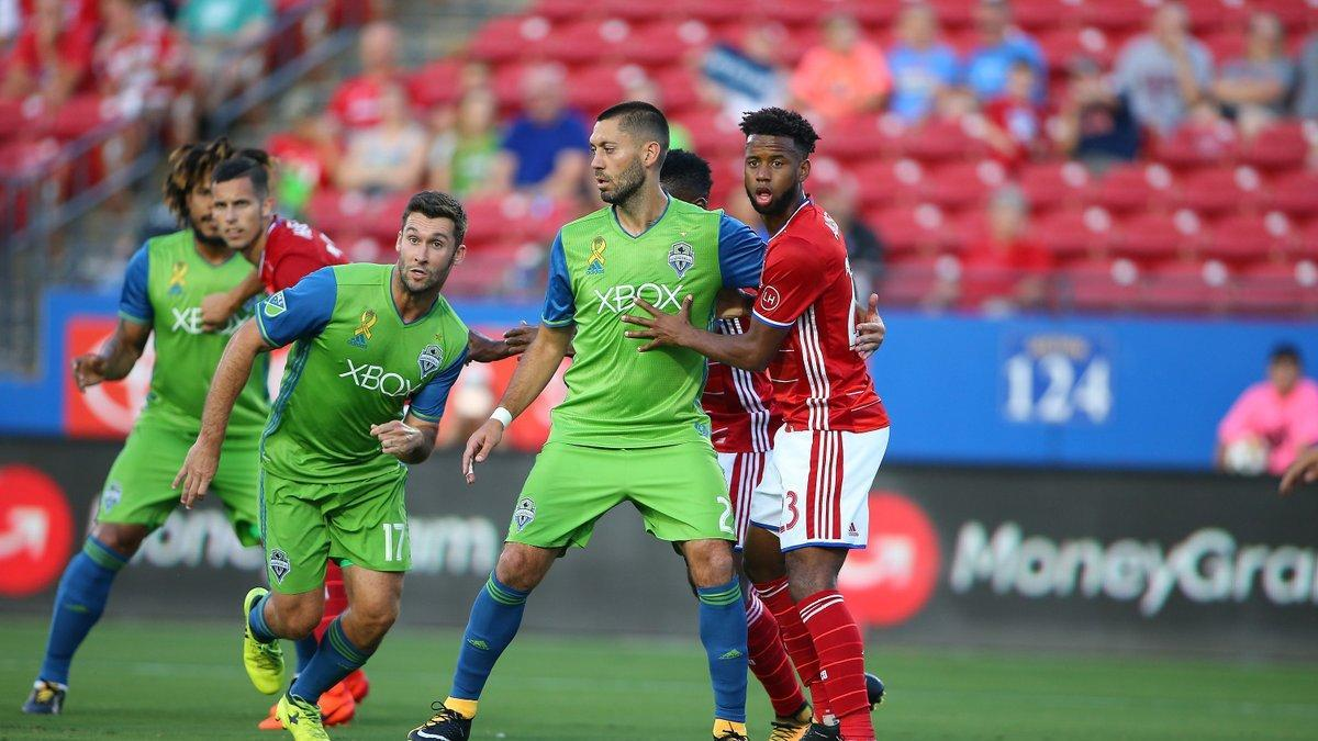 FC Dallas 0-0 Seattle: Tepid Texas affair - Via MLS