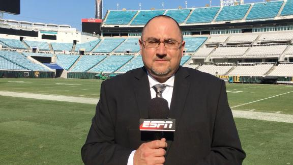 Jaguars' offense slowed in loss to Titans