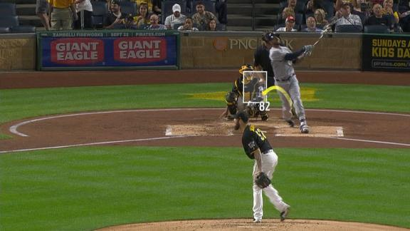 Santana goes long for Brewers