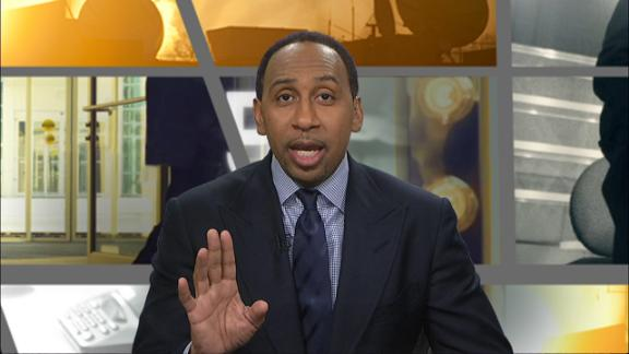 Stephen A.: Marshall needs to cut the drops