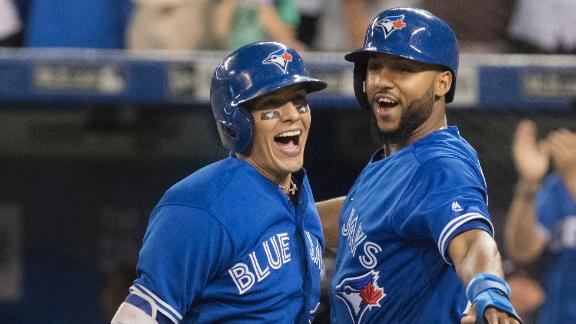 Blue Jays top Yankees