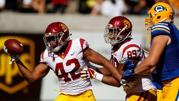 USC stops turnover-prone Cal