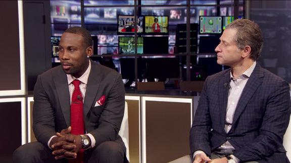Boldin: Players are trying to bring people together with protests