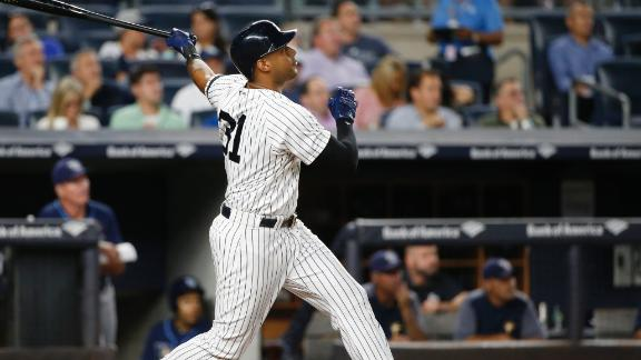 Yankees cruise past Rays behind three homers
