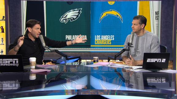 Greeny astounded by Chargers being booed at home