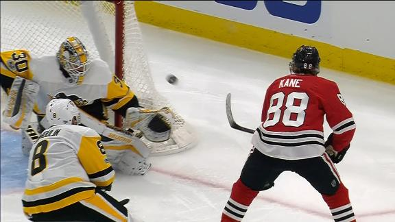 Kane's backhand adds to rout