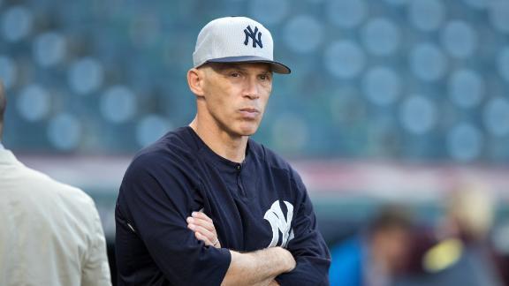 Buster expecting Girardi, Yankees to part ways