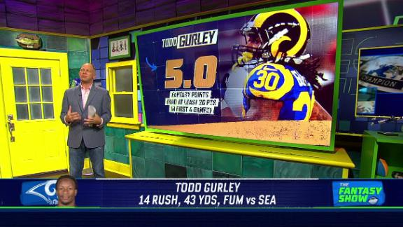 Gurley will get back on track in Week 6