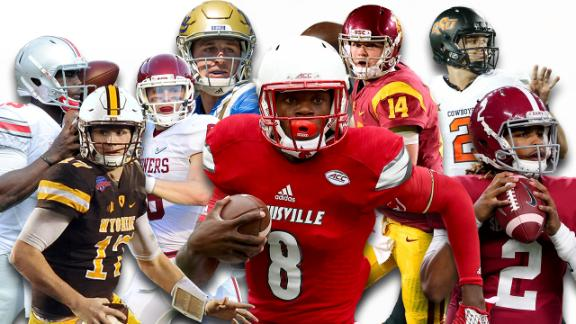 Stock watch: QB studs and duds
