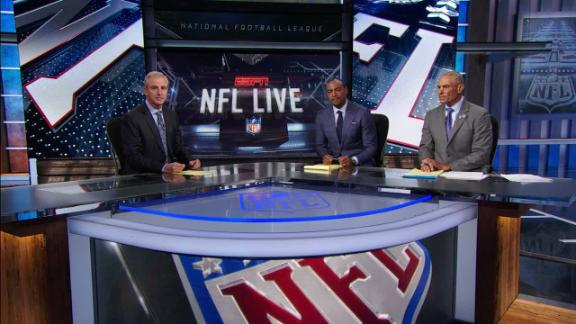 NFL Live unanimous on Panthers over Eagles
