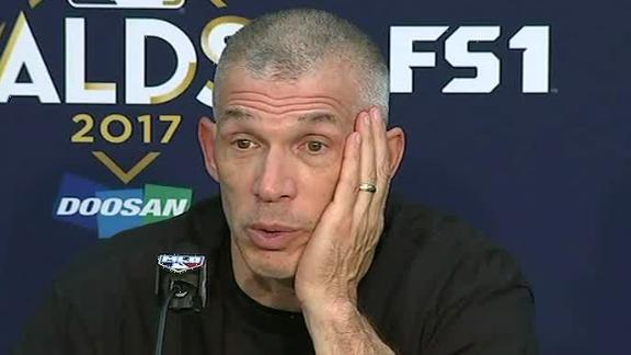 Girardi after win: 'I don't know if I felt worse than Friday'