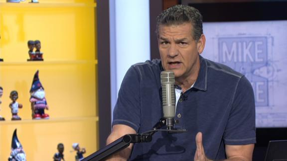 Golic on DRC: 'You don't walk out on your teammates'