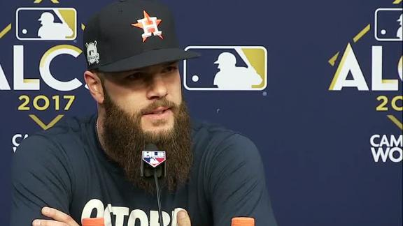 Keuchel: My success against Yankees just a 'coincidence'