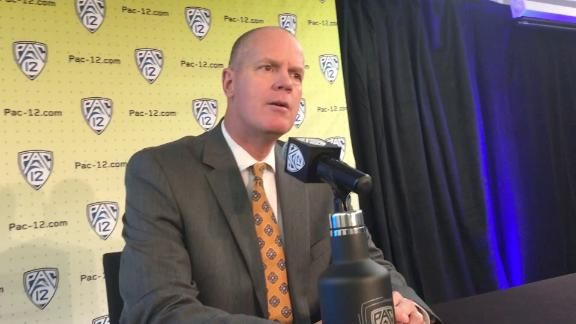 Colorado coach Tad Boyle was very open about his thoughts on the