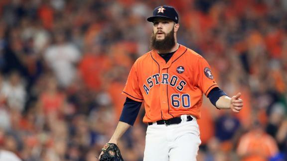 Keuchel, Astros take Game 1