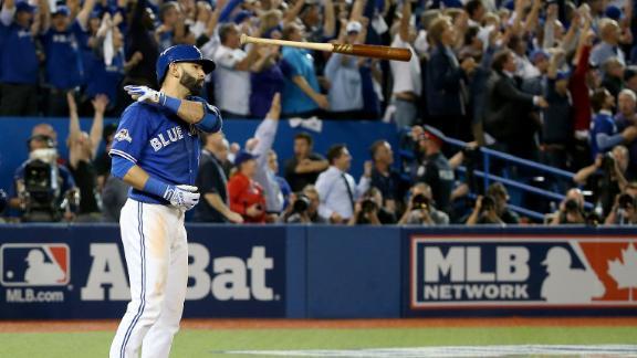 On this date: Bautista's bat flip shenanigans begin