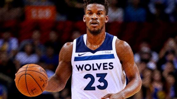 5bf1a4fb2019 Jimmy Butler s rise to All-Star status