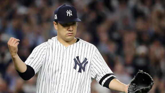 Tanaka, Sanchez power Yankees past Astros