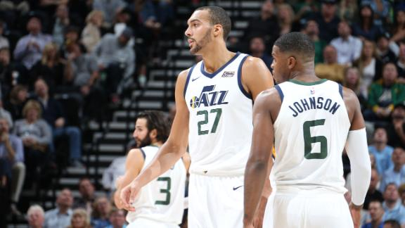 Jazz storm past the Nuggets