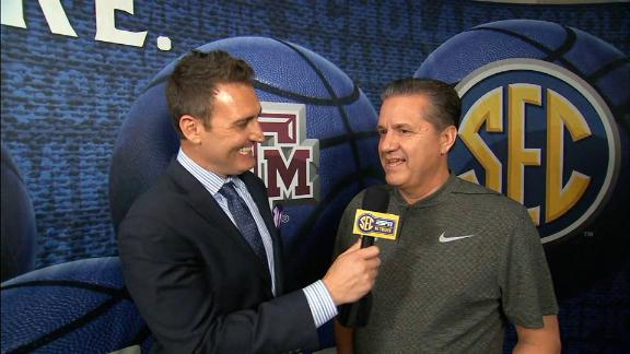 Memorable moments from Media Day