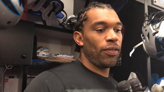 Peppers not concerned about sack numbers
