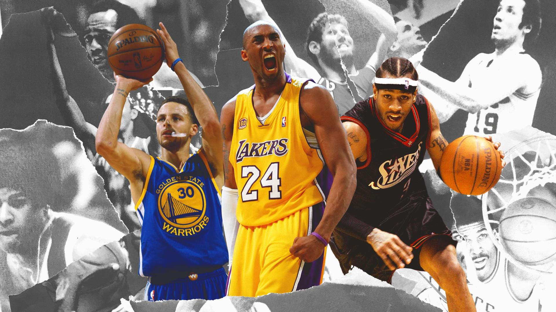 Allen Iverson Stats Bio ESPN