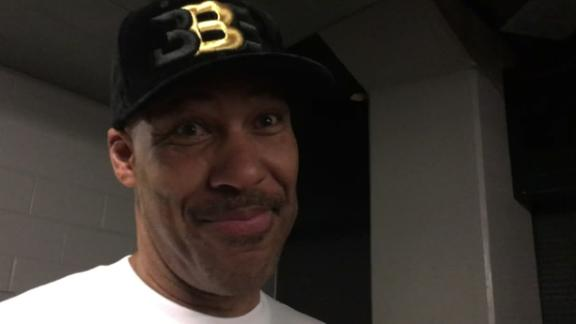 LaVar: Lakers only have 49 more to win