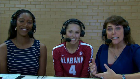 Alabama earns tough win vs. South Carolina 3-2