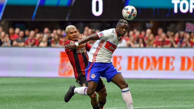 Atlanta 2-2 Toronto: TFC set points record