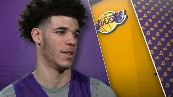 Lonzo, LaVar express confidence differently