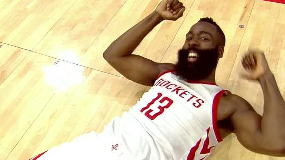 Harden, Gordon the heroes in final 20 seconds