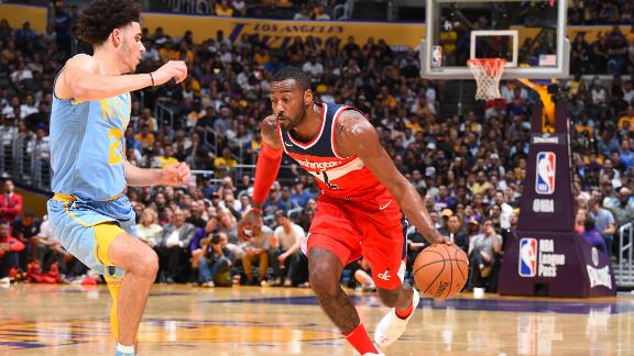 Lakers need OT to top Wizards