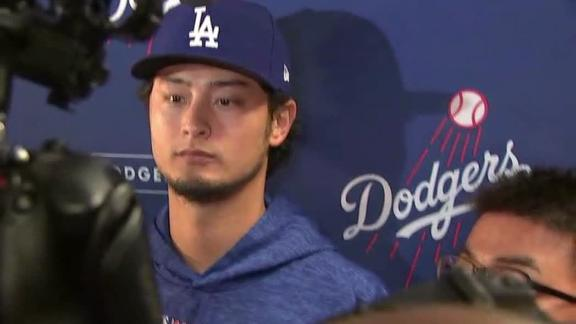 Darvish finds Gurriel's racial gesture disrespectful