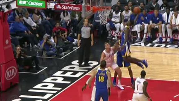 Bell puts one back ferociously