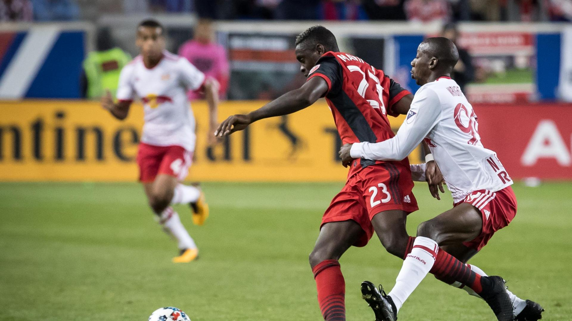 BWP: We didn't deserve to lose - Via Red Bulls
