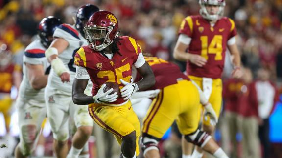 Jones II leads USC past Arizona