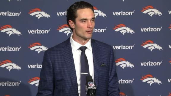 Osweiler says Broncos won't be discouraged by loss