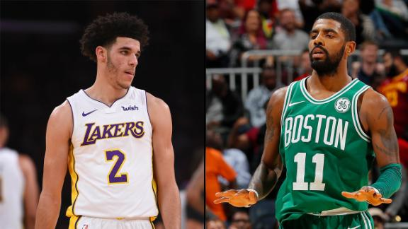 Lakers, Celtics renew rivalry with fresh faces