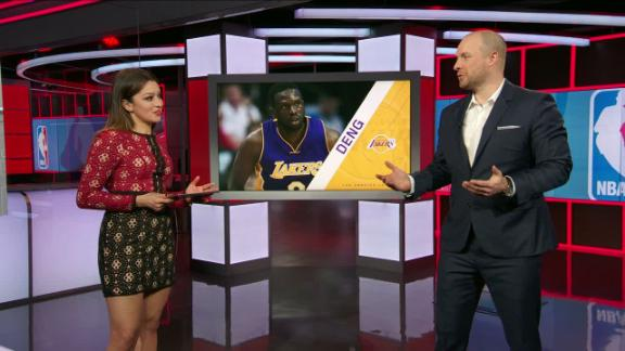 Lakers in a tough spot with Deng