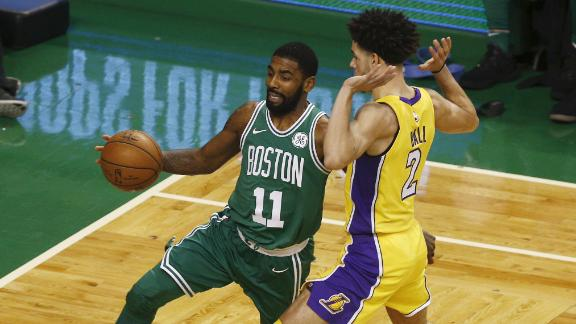 Celtics top Lakers by double digits