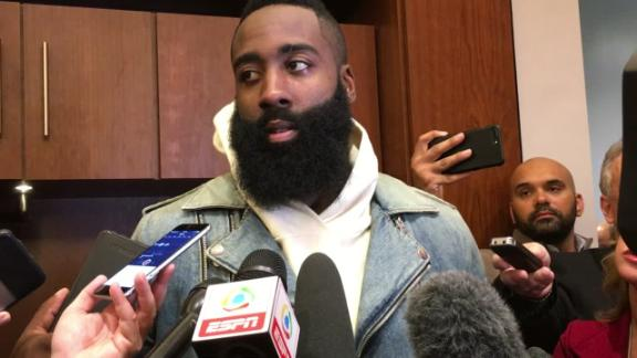 Harden: Communication crucial for success