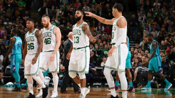 Without Kyrie, Celtics rally for 11th straight win