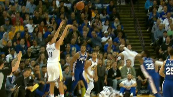 Klay Thompson Stats News Videos Highlights Pictures