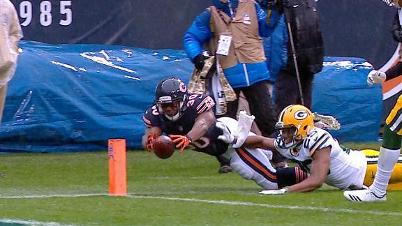 Bears' challenge backfires on them